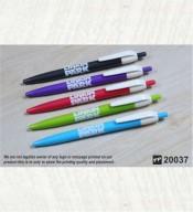 Mix Color Plastic Pen-20037