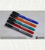 Mic Color Plastic Pen-20040