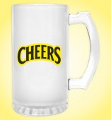 Froasted Beer Mug- Cheers