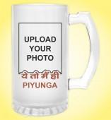 Photo- Beer Mug- Ye toh Mein hi Piyunga