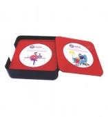 Customized Coaster-194 (Set of 4pcs)