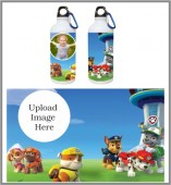 PAW PATROL CARTOON SIPPER BOTTLE WITH PHOTO