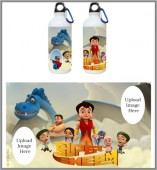 SUPER BHEEM SIPPER BOTTLE WITH PHOTO