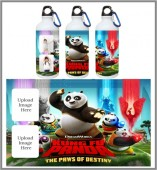KUNGFU PANDA SIPPER BOTTLE WITH PHOTO