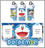 DOREMON SIPPER BOTTLE WITH PHOTO