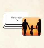 Customize  Coaster with your Family image