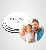 Customize Coaster with  Family image