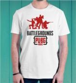 PUBG-BATTLEGROUNDS-ROUND NECK TSHIRT FOR BOYS
