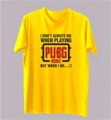 PUBG-GAMING-ROUND NECK TSHIRT FOR BOYS