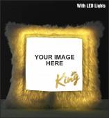King  LED Cushion