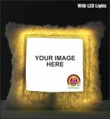 Happy  25th Anniversary LED  Cushion