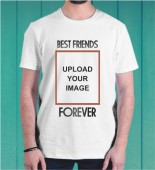 Best Friends Forever Dri Fit Tshirt-0010C