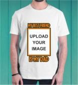 My Best Friend Is My Dad Dri Fit Tshirt-009C