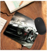Customized Super Car Mouse Pad