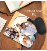 Customized Mouse Pad with Family Pics
