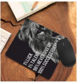 Customized Motivational Mouse Pad